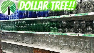 DOLLAR TREE SHOP WITH ME DISHWARE JOT PRODUCTS WALK THROUGH MAY 2018