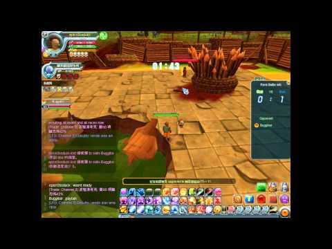 DBO Ranked Battle 2 Gameplay
