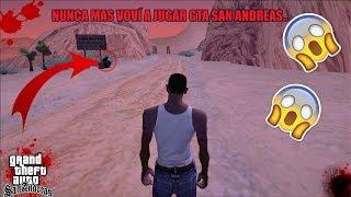 Nunca Vayas Al Desierto Con CJ En La Noc...