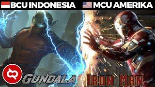 Siap Saingi MCU, Indonesia Juga Punya Semesta Film Superhero
