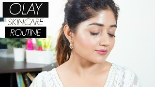 My Olay Skincare Routine #Olay4WeekChallenge | corallista