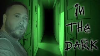 Alone In The DARK With An Unfriendly Ghost / OmarGoshTV