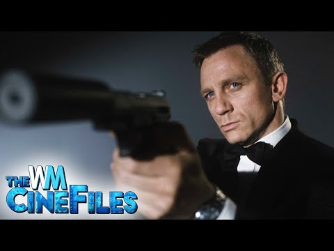 Daniel Craig is BACK as James Bond in Next 007 Movie – The CineFiles Ep. 31