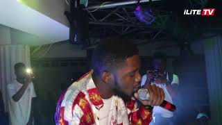 LIL TEEY Performing at the SWYP Concert Ft. L.A.X and Mayorkun.