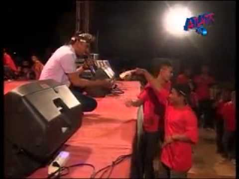 02 Azza - NEW PALLAPA live in ATLANTIC 2013