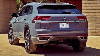 2020 Volkswagen Atlas Cross Sport - Interior Exterior And Drive