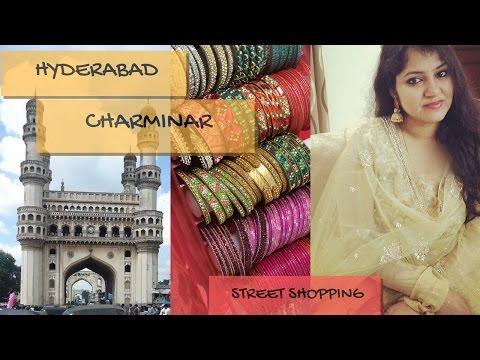 Street Shopping in Hyderabad | Charminar Haul | Priyanka Boppana
