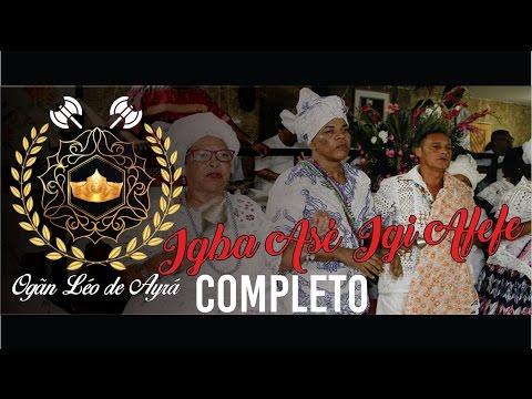 Igba Asé Igi Afefe - Ajodun do Babalorisá Marcos Vinícius  COMPLETO