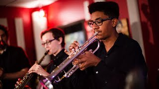 Kelsey and the Boys 'Armageddon'   School Of Jazz