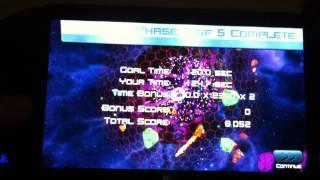 """PS Vita Super Stardust Delta Gameplay """"Luna"""""""