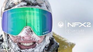 dragon alliance   nfx2 goggle   ski