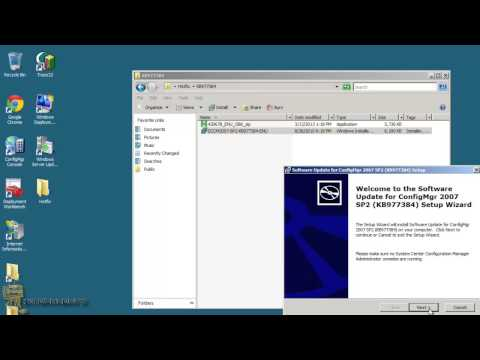 SCCM 2007 - OSD Configuration