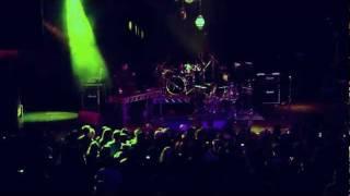 "Kraddy vs Dave Lombardo (Slayer) - ""Holy Avenger"" Live at Avalon"