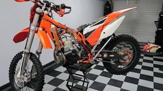 KTM 250 EXC Rozrusznik Serwis