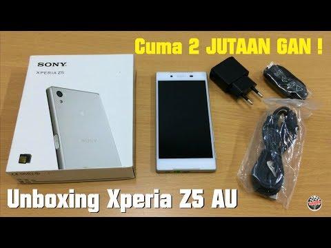 Unboxing - Sony Xperia Z5 dari Batam Cuma 2 Jutaan !