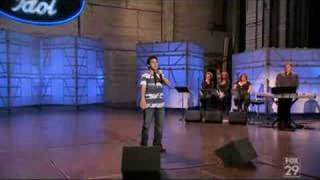 David Archuleta - Hollywood Audition - HQ