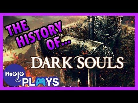 History Of Dark Souls: How Did The Series Git Gud?