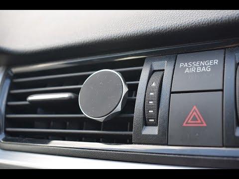 Магнитный держатель для смартфона в автомобиль - негативный отзыв.
