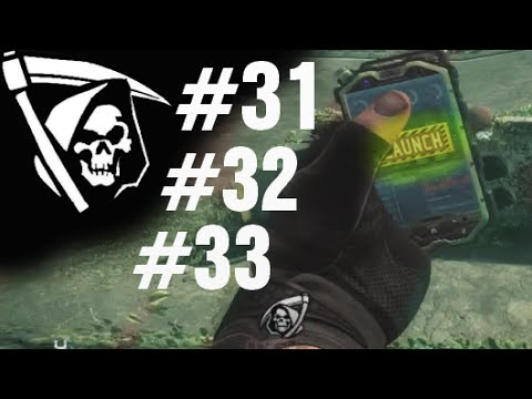 60-0 Infected KEM #31-#33 - Call of Duty Ghosts Infected K.E.M. Strike Gameplay by TheRelaxingEnd