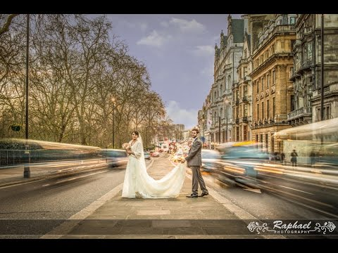 Wedding Photographer London - Z & J Video Trailer Highlights at Chelsea
