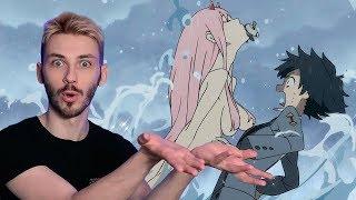 Обзор самого популярного аниме года Милый во Франксе (Без спойлеров!) [НяАн58]