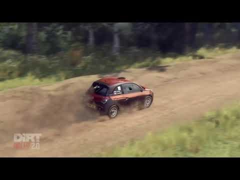 DiRT Rally 2.0 Poland opel +setup