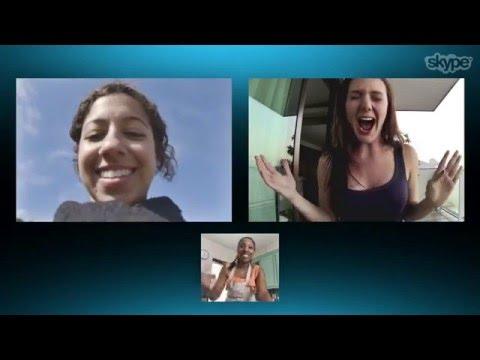 Skype Group Video Call Sudah Tersedia Untuk Smartphone