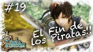 Aura Kingdom Gameplay Español 2015 #19 | El Fin de los Piratas de Helonia! | MMORPG Free To Play HD