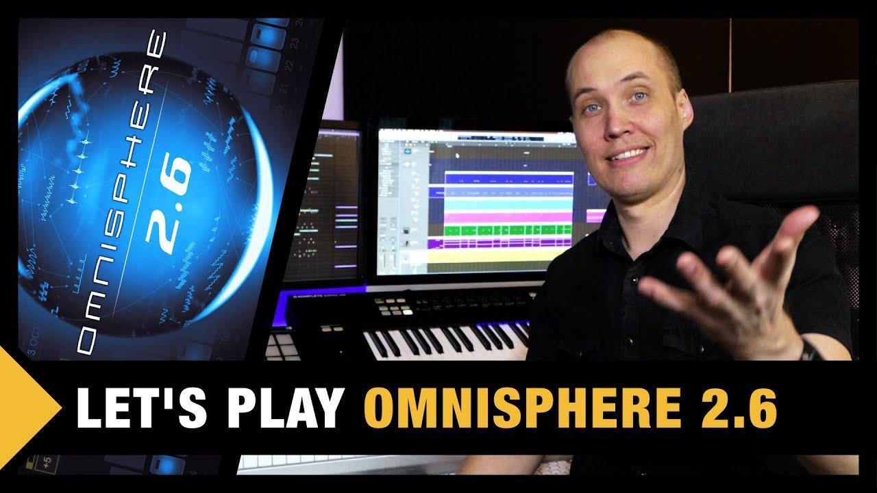 how to update omnisphere 2.6