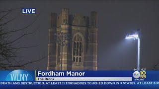 Tragedy Strikes Fordham University Campus