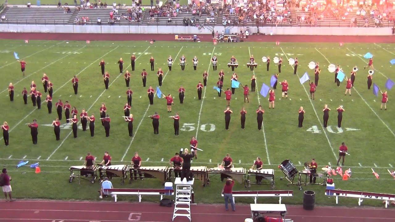2013 Kalamazoo Central High School Marching Band - YouTube