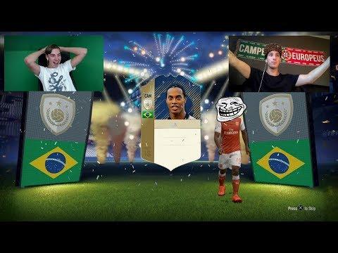 FIFA 18 PRANKAR PRINCE ATT JAG PACKAR EN ICON!!!! | PACK OPENING BATTLE | FIFA 18 SVENSKA