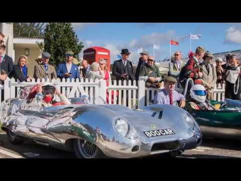 Six Reasons You'll Never Forget Visiting the Goodwood Revival