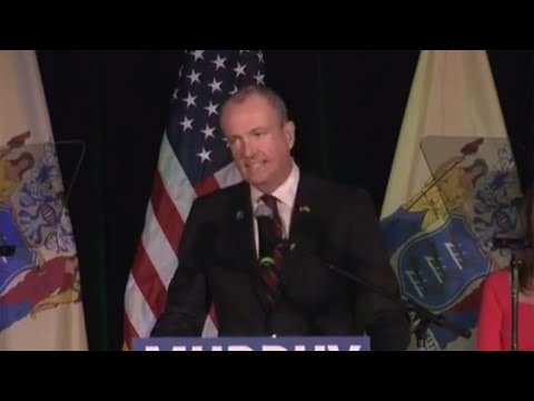 New Jersey Governor Race Winners Murphy, Oliver Victory Speech
