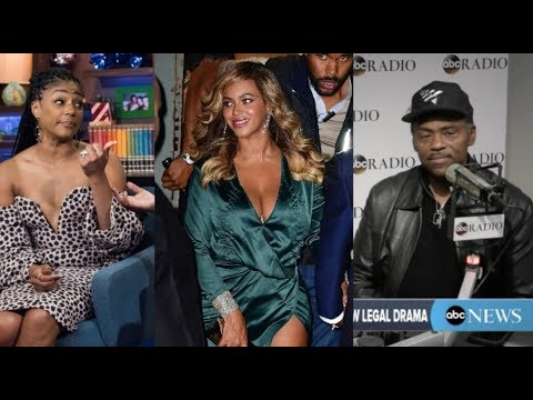 Beyonce's Stepfather Richard Lawson slams Tify Haddish...says whobitBeyonce was a LIE!