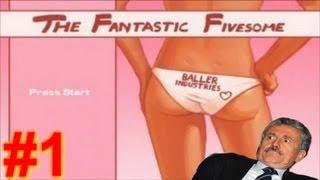 KSIOlajidebt Plays | Fantastic Fivesome #1