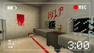 ЧТО ЕСЛИ ИГРАТЬ В 3 ЧАСА НОЧИ В МАЙНКРАФТ ПЕ ? Самая Страшная Карта Ужасы Minecraft Pocket Edition