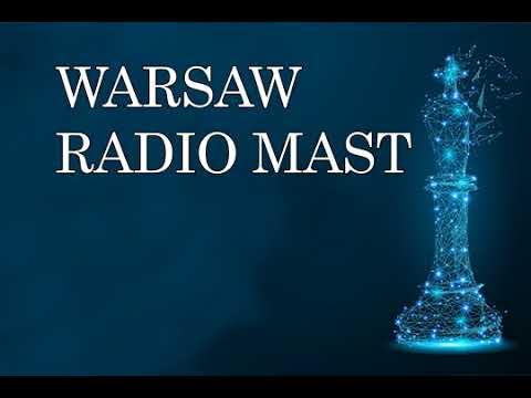 Warsaw radio mast