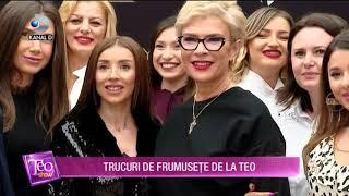Teo Show (25.10.2019) - Trucuri de frumusete de la Teo! Ce sfaturi a primit de la specialisti?
