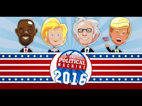 The political machine 2016 #4: Bernie Sanders vs Marco Rubio