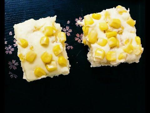 Corn Cake | Bánh Ngô | Bánh Kem Bắp [CC]