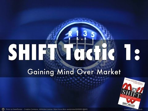 SHIFT Tactic 1 - Gaining Mind Over Market