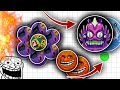 Insane Virus GLITCH?? Baiting Everyone in Agario! Agario Funny Moments!
