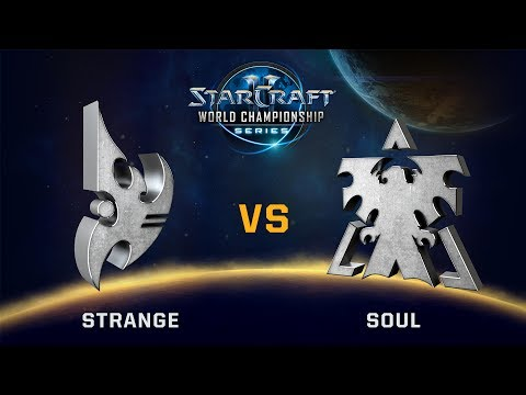 StarCraft 2 - Strange vs. soul (PvT) - WCS Valencia Challenger EU - Qualifier #1