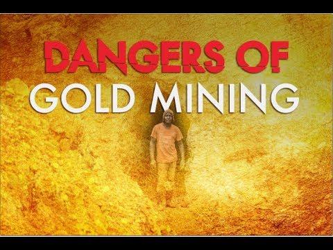 Dangers Of Gold Mining In Western Kenya