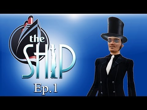 THE SHIP Funny moments Ep.1 (Delirious Murders)