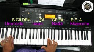 Ninaivellam yakam yallam, song  in keyboard,LEAD, WITH NOTES Nandri 6 album by PS. Alwin Thomas song