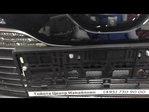 Toyota Camry радиаторная сетка установлена в решётку, бампер. Продлевает «жизнь» радиатора