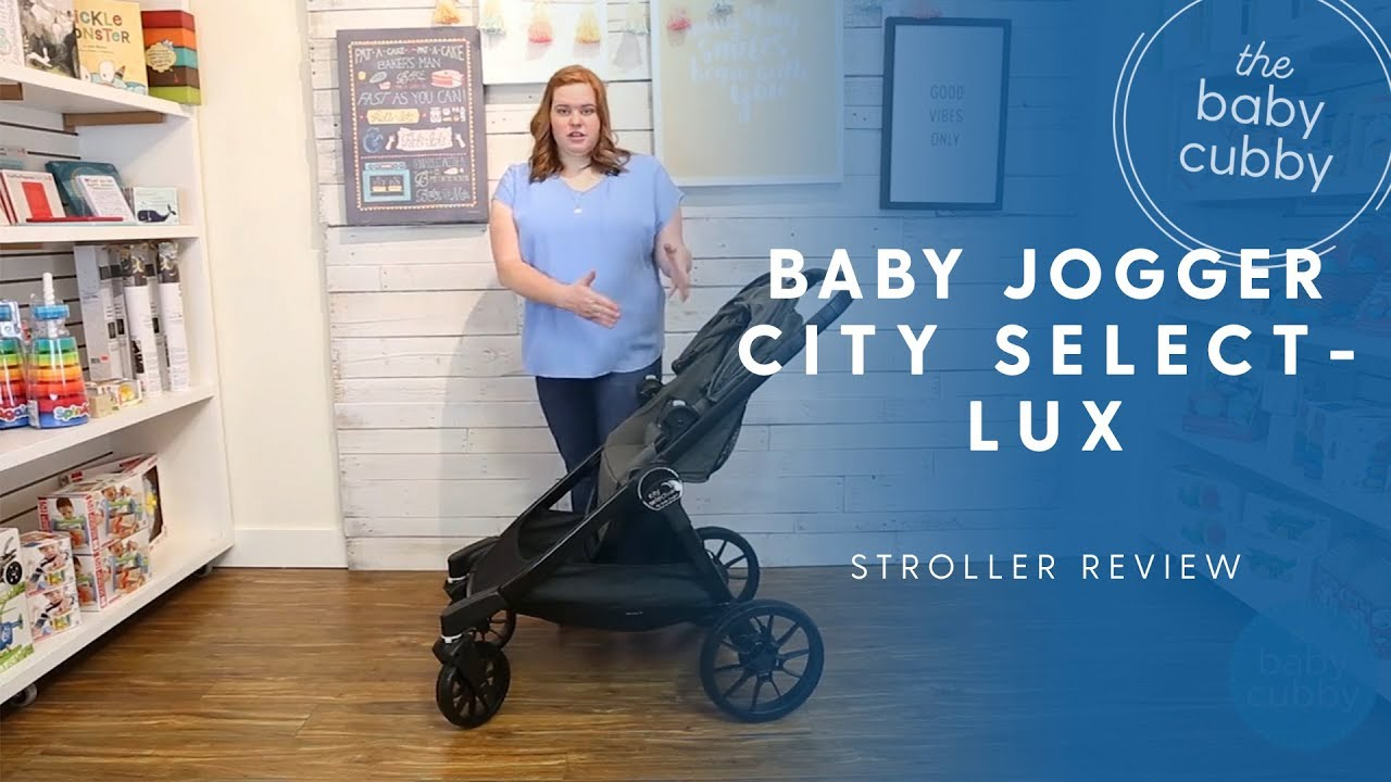 Baby Jogger City Select Lux Review Youtube
