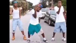 Roller skate boy strikes again ..LOL